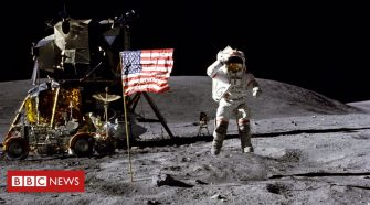 Where were you when man first landed on the moon?