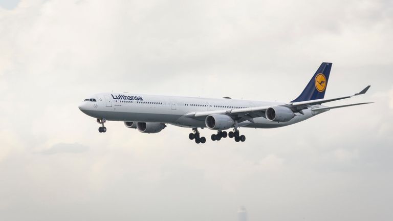 Germany's biggest airline, Lufthansa, followed suit in suspending services but resumed flights on Sunday