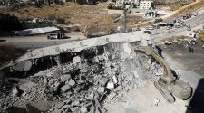 Israel begins demolishing Palestinian homes near separation wall | News