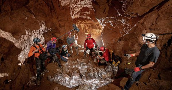 Nat Geo Uses Technology To Reveal 3D Survey Of Epic Thai Cave Rescue