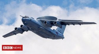 Russia confirms first joint air patrol with China