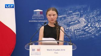 Greta Thunberg speech: French MPs boycott teen 'apocalypse guru'
