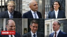 Boris Johnson's new-look cabinet to meet for first time