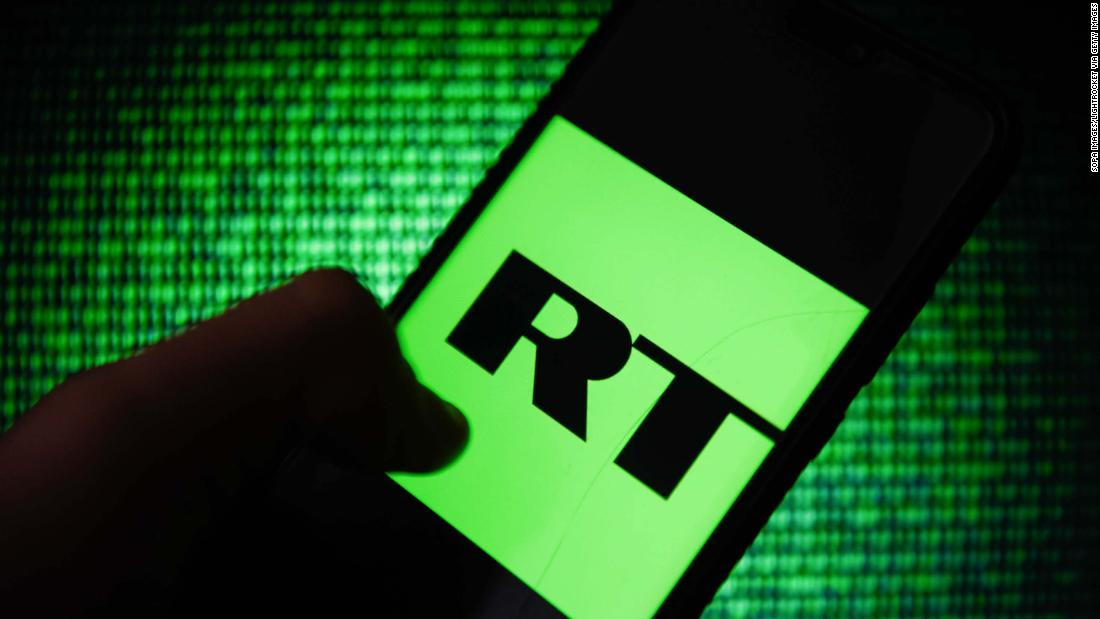 Russian broadcaster RT fined for repeated rule breaking in UK