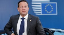 Irish PM says hard Brexit would raise issue of Irish unification