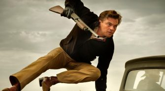 How Quentin Tarantino put Leonardo DiCaprio in old movies for Once Upon a Time