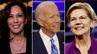 Poll: Biden holds 19-point lead over 2020 Democratic field, Warren places second