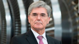 Siemens CEO calls out Trump's racism