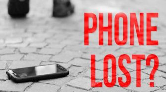 The government to start a technology to track lost mobile phones