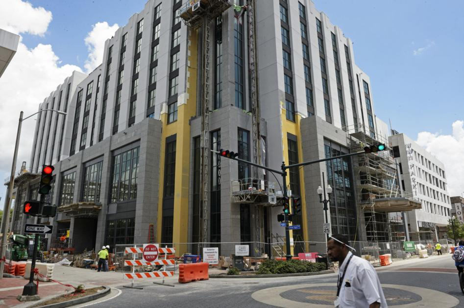 World War II Museum sues engineer over costly design mistakes at downtown New Orleans hotel | Business News