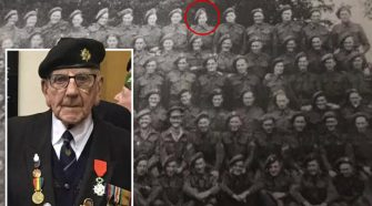 94-year-old D-Day veteran slams ministers for breaking promise on BBC licence fee and warns they will pay for it at next election