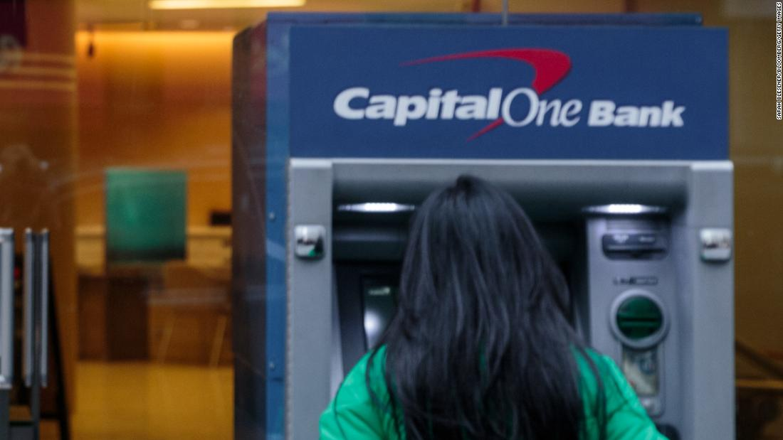 A hacker gained access to 100 million Capital One credit card applications and accounts