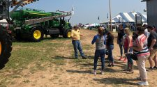 AEM Staff Catches a Glimpse of Ag's Present, Future at Farm Technology Days