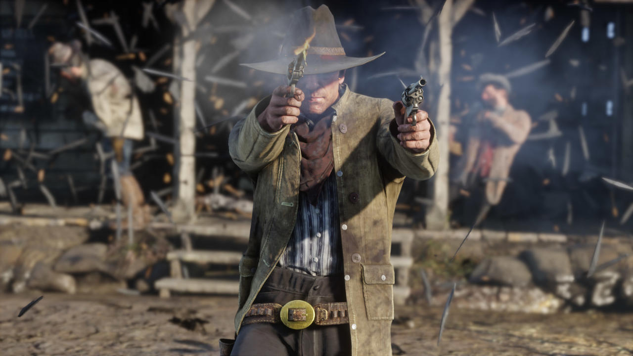 Red Dead Redemption 2 - on sale for $30 (was $60) at Walmart