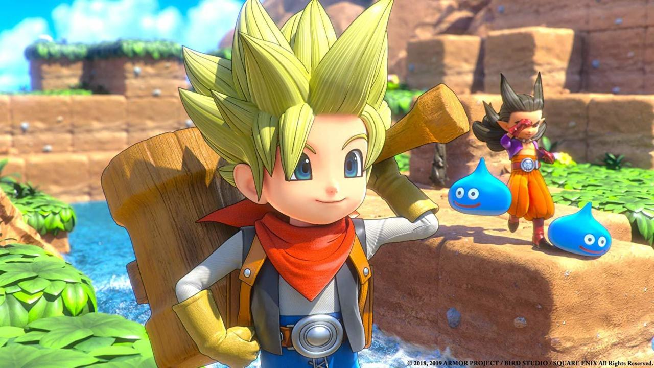 Dragon Quest Builders 2 - on sale for $49.94 (was $60) at Amazon