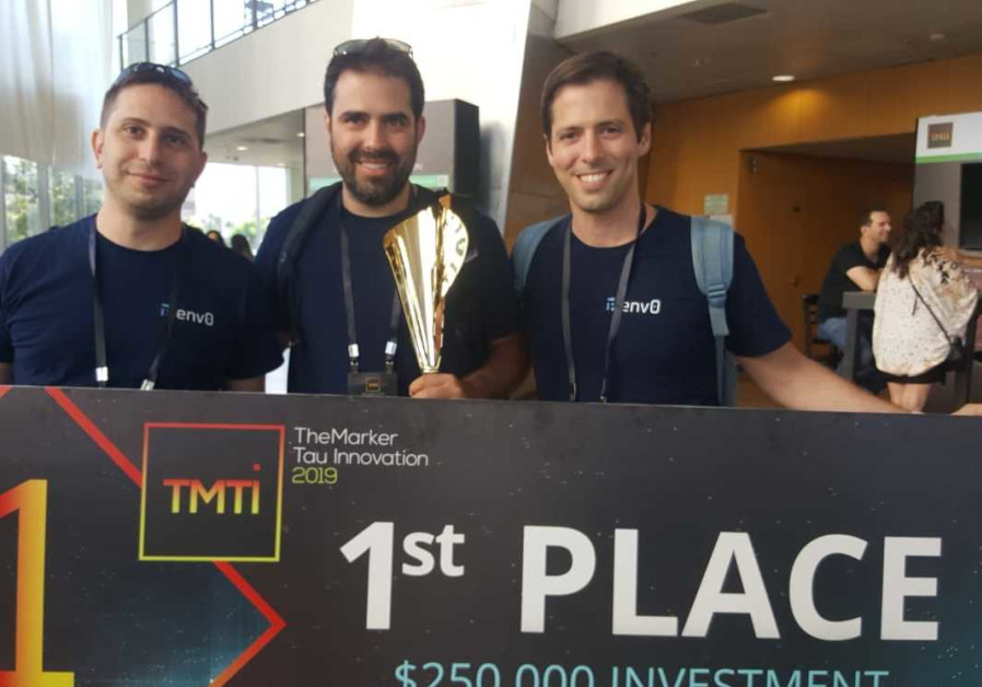 Cloud technology company wins Israel's most lucrative start-up contest
