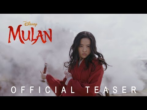 Disney Debuts Official Teaser For Much-Anticipated Live Action Version Of 'Mulan' - WATCH!