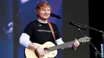 Ed Sheeran confirmed he's married to longtime love Cherry Seaborn