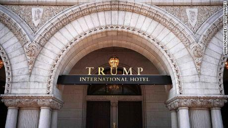 What are emoluments and is Trump taking them from foreign powers?