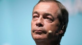 Farage says Brexit is more important than keeping the UK from splitting apart