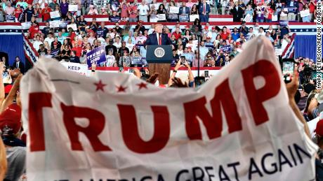 Media react to 'send her back' chant at Trump rally