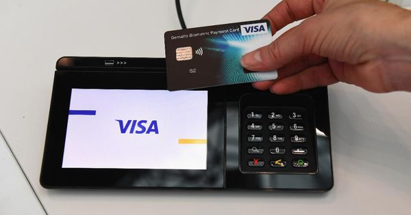 Hackers Can Break Your Credit Card's £30 Contactless Limit