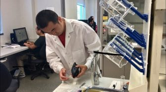 NC State developing new technology that will help farmers detect plant diseases