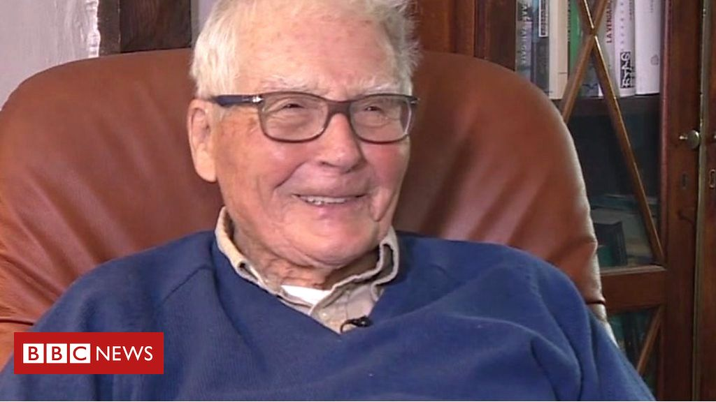 James Lovelock on the future of AI and climate change