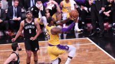 Jared Dudley says Kawhi Leonard, LeBron James and Anthony Davis on Lakers would be like Miami Heat big three 'on steroids'