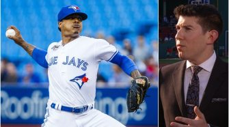 Jays deal Stroman to Mets for prospects