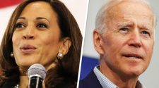 Joe Biden, Kamala Harris in virtual tie for Democratic nomination, new poll shows