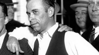 John Dillinger: Exhumation of 1930s gangster may end conspiracy theories, but casket is buried in concrete-encased grave