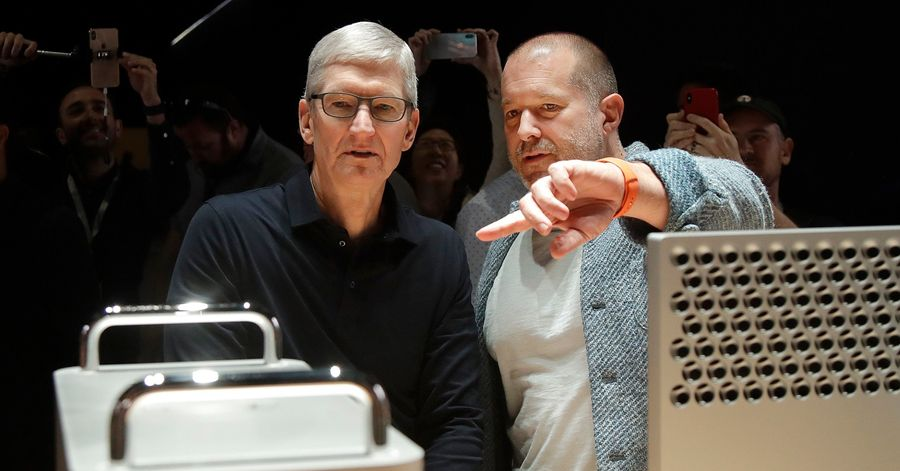 Jony Ive is Leaving Apple, But His Departure Started Long Ago