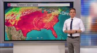 Live updates: Heat wave descends on the US