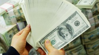 The world can't get enough of the $100 bill