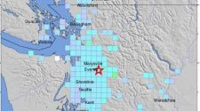 Magnitude 4.6 earthquake hits near Everett | Regional