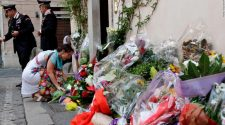 Mario Cerciello Rega: Two 19-year-old Americans arrested in Rome over killing of police officer