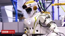 Nasa's Valkyrie robot could help build Mars base