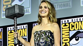 Natalie Portman Will Be The Female Thor In The New Marvel Movie
