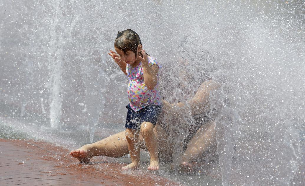 Record heat! New Orleans comes 1 degree shy of breaking historic temperature mark | Weather