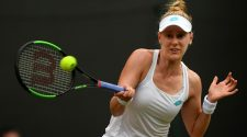 Riske ousts No. 1 Barty, faces Serena in quarters