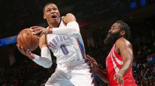 Sources -- OKC trades Russ to Rockets for Paul
