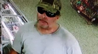 Police in Troutman are asking for help identifying a man who they say is a suspect in a recent breaking and entering.