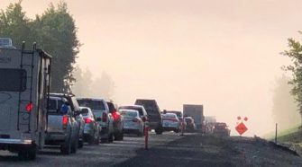 Anchorage health care providers see more respiratory complaints with wildfire smoke