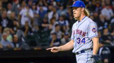 Syndergaard 'electric,' confident he'll stay a Met