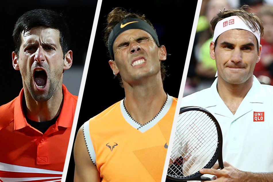 Tennis: Breaking the 'Big Three' Slam stranglehold - over burger and fries