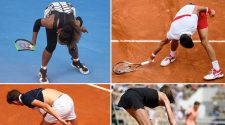 Tennis Players At Their Breaking Point -- Makin' A Racket!