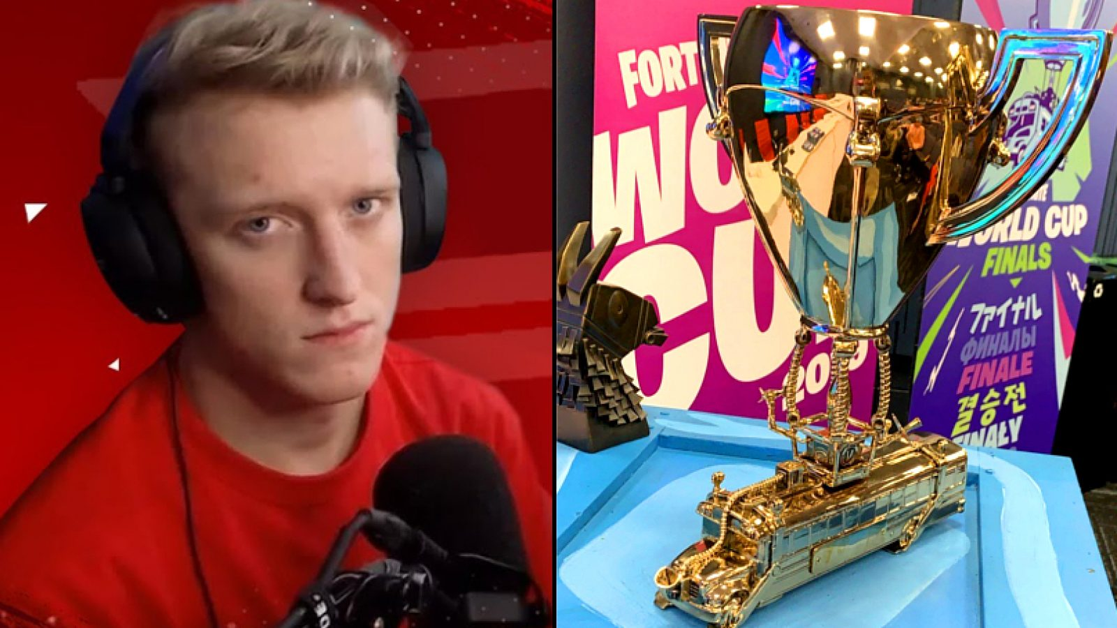 Tfue struggles mightily at Fortnite World Cup despite the hype