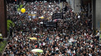 Thousands back on Hong Kong streets to keep up pressure   News