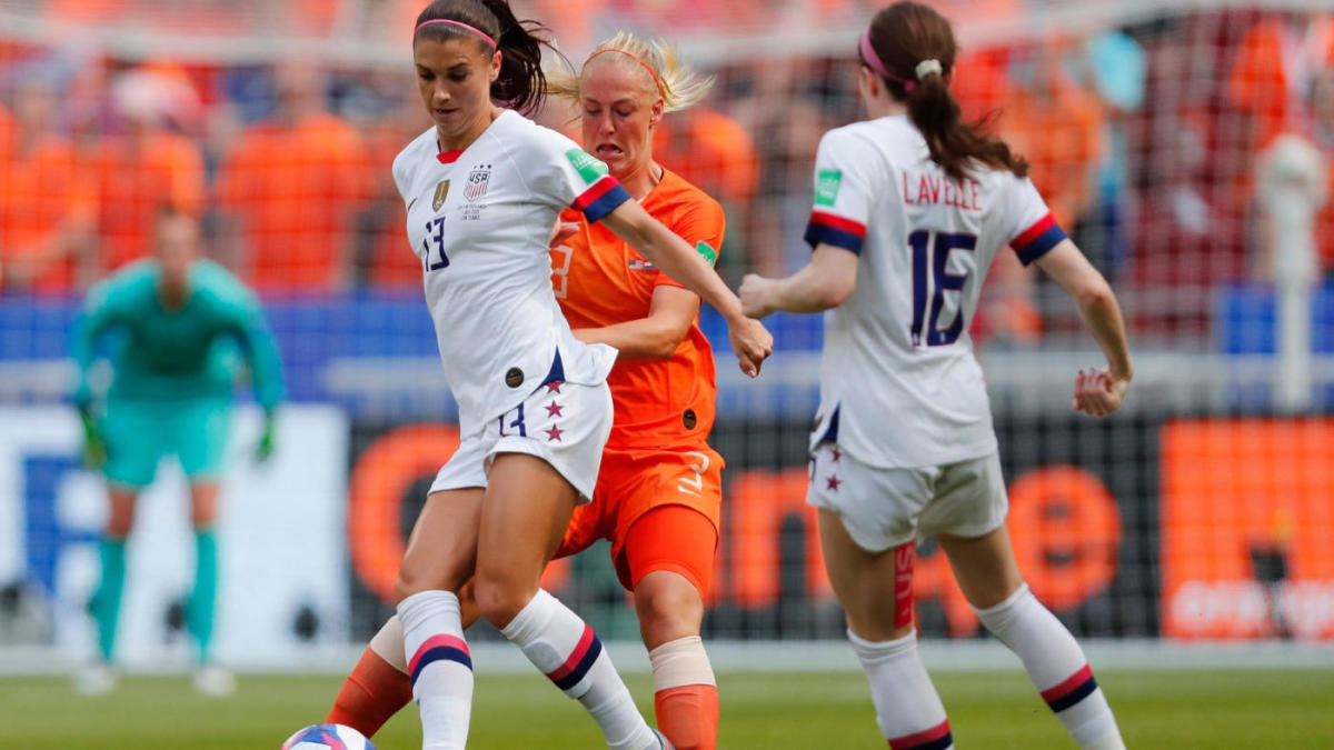 USWNT vs. Netherlands score: Live updates from USA soccer in 2019 Women's World Cup final